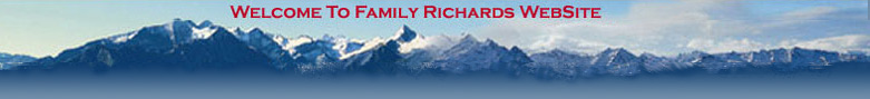 Family Richards Website 2015